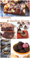 chocolate hazelnut desserts