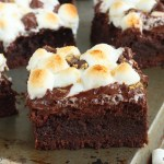 Smore brownies