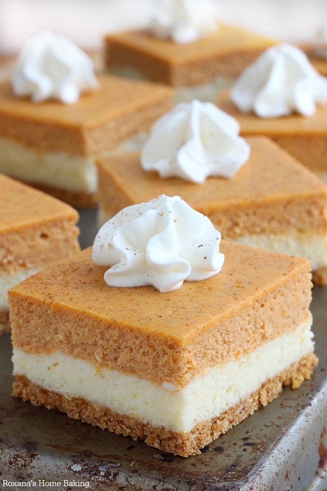 Best Pumpkin Layer Cake Recipe