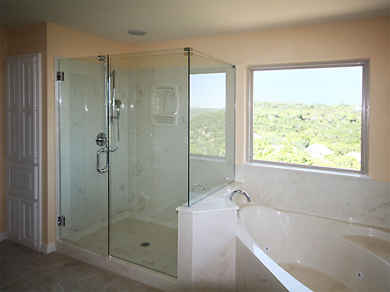 Master Bath Walk In Shower Master Bath and Shower Remodeling - Roxton Custom Home Remodeling