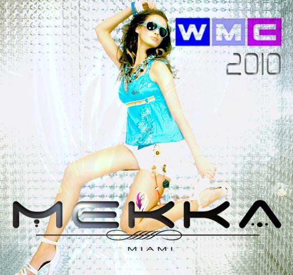 MEKKA PROMO FLYER (WMC 2010)