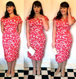 Vivien of Holloway Jezebel pencil dress