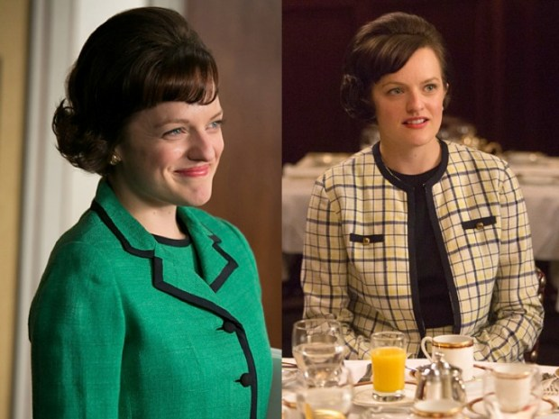 Peggy Mad Men workwear