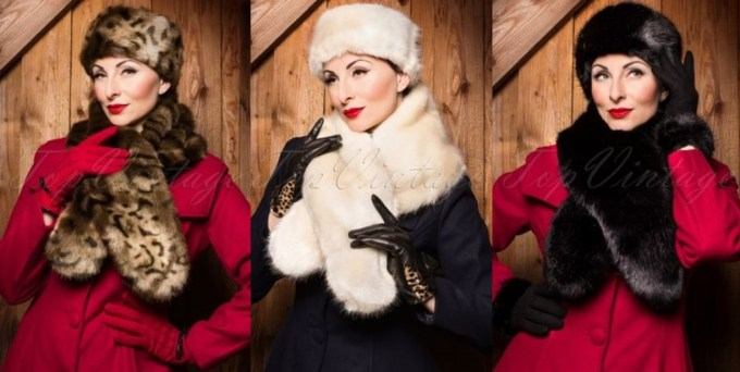 Top Vintage fur accessories