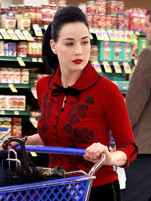 Dita shopping