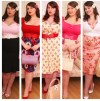 Pinup and vintage outfits