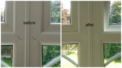 Small Of Window Frame Repair