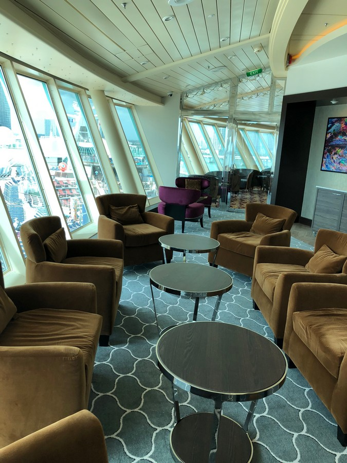 Spectrum First Look At Royal Caribbean's Newly Refurbished