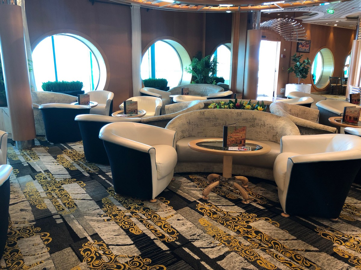 Adventure Travel Blog First Look At Royal Caribbean 39;s Newly Refurbished