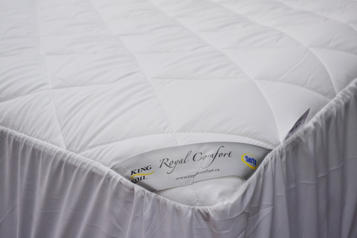 180 X 200 Royal Comfort Mattress Protector Size 180x200 Royal Comfort S R O