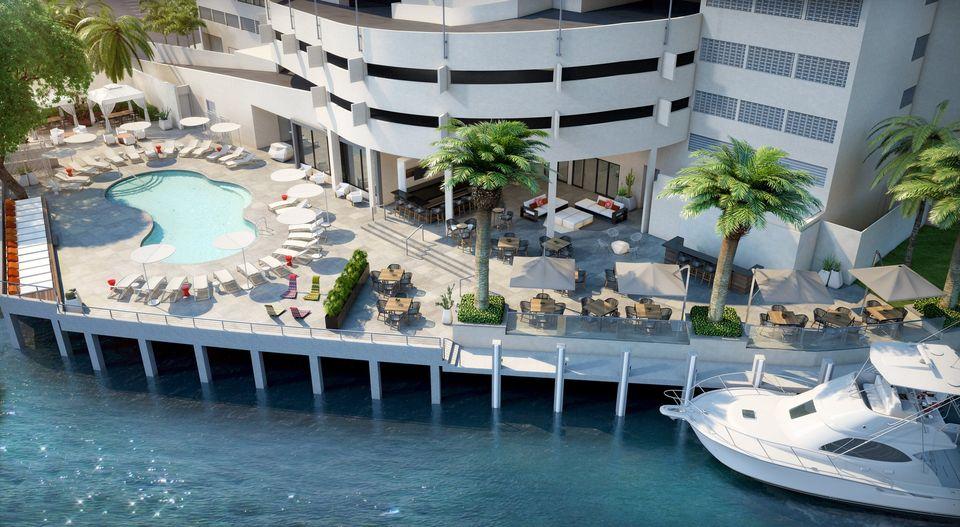 Waterstone Resort Marina Royal Contract Lighting