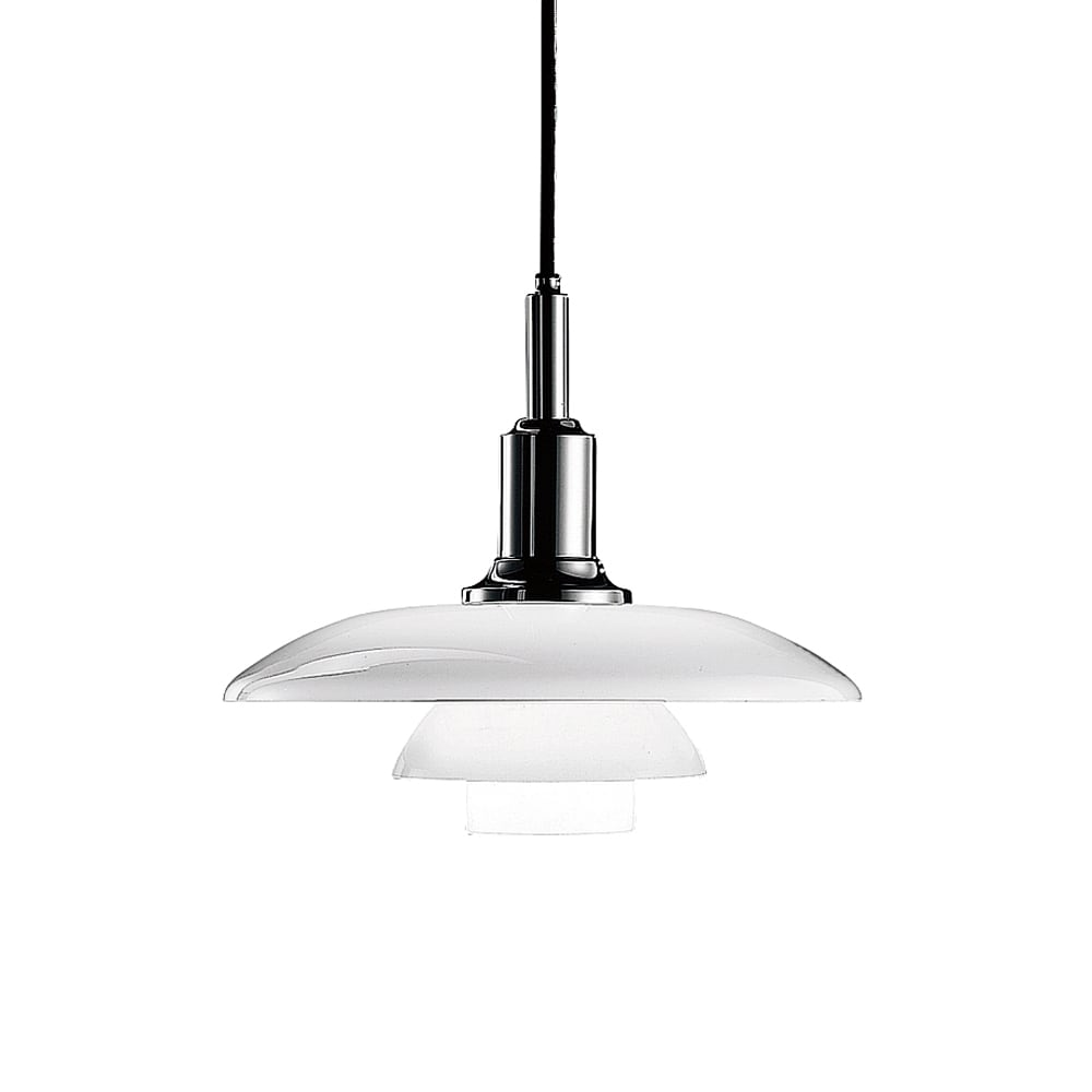 Louis Poulsen Ph 3 2 Ph 3 2 Pendant High Lustre Chrome Plated