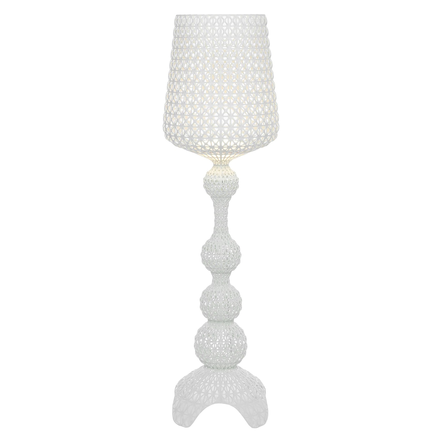 Lamp Kartell Kabuki Floor Lamp White