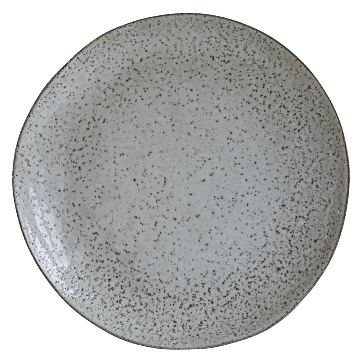 House Doctor Rustic Rustic Plate 27 5 Cm Grey Blue