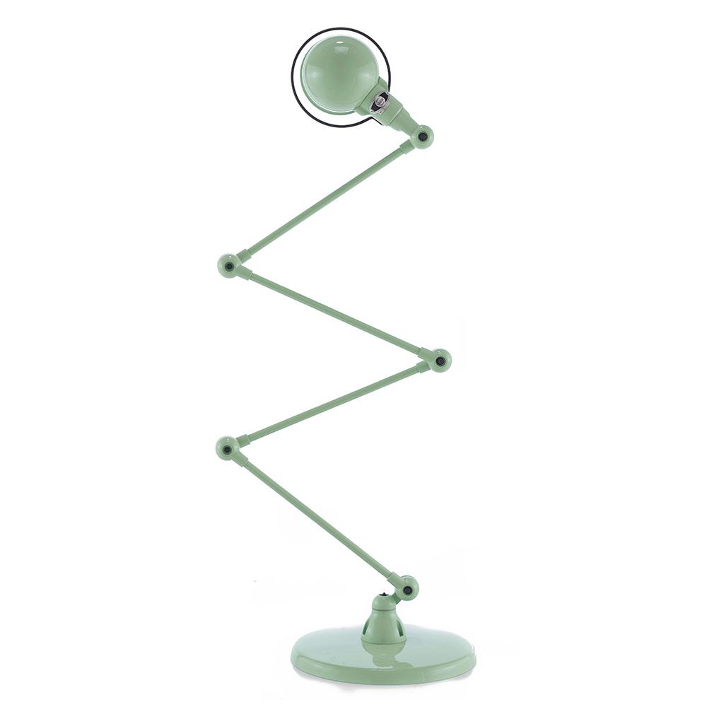 Signal SI433 Floor Lamp, Water Green