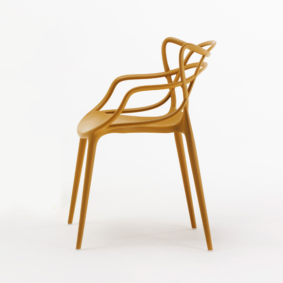 Chaises Philippe Starck Pas Cher Masters Stol, Sennep - Philippe Starck & Eugeni Quitllet