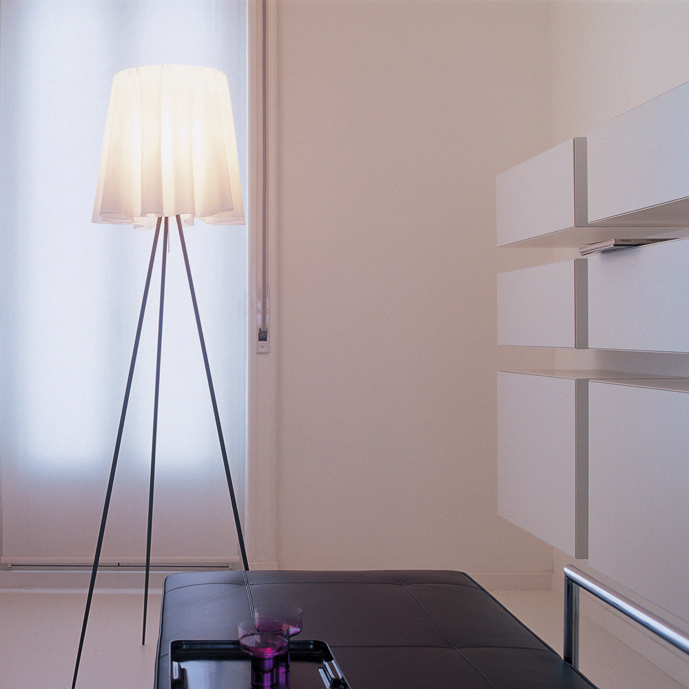 Villeroy And Boch Products Rosy Angelis Golvlampa, Grå - Philippe Starck - Flos