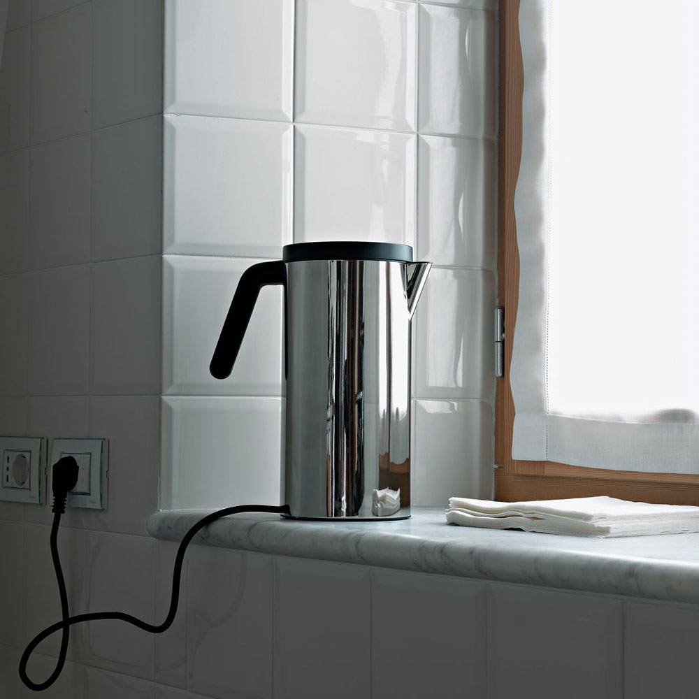 Villeroy And Boch Products Hot.it Vattenkokare, 1,4 L - Wiel Arets - Alessi