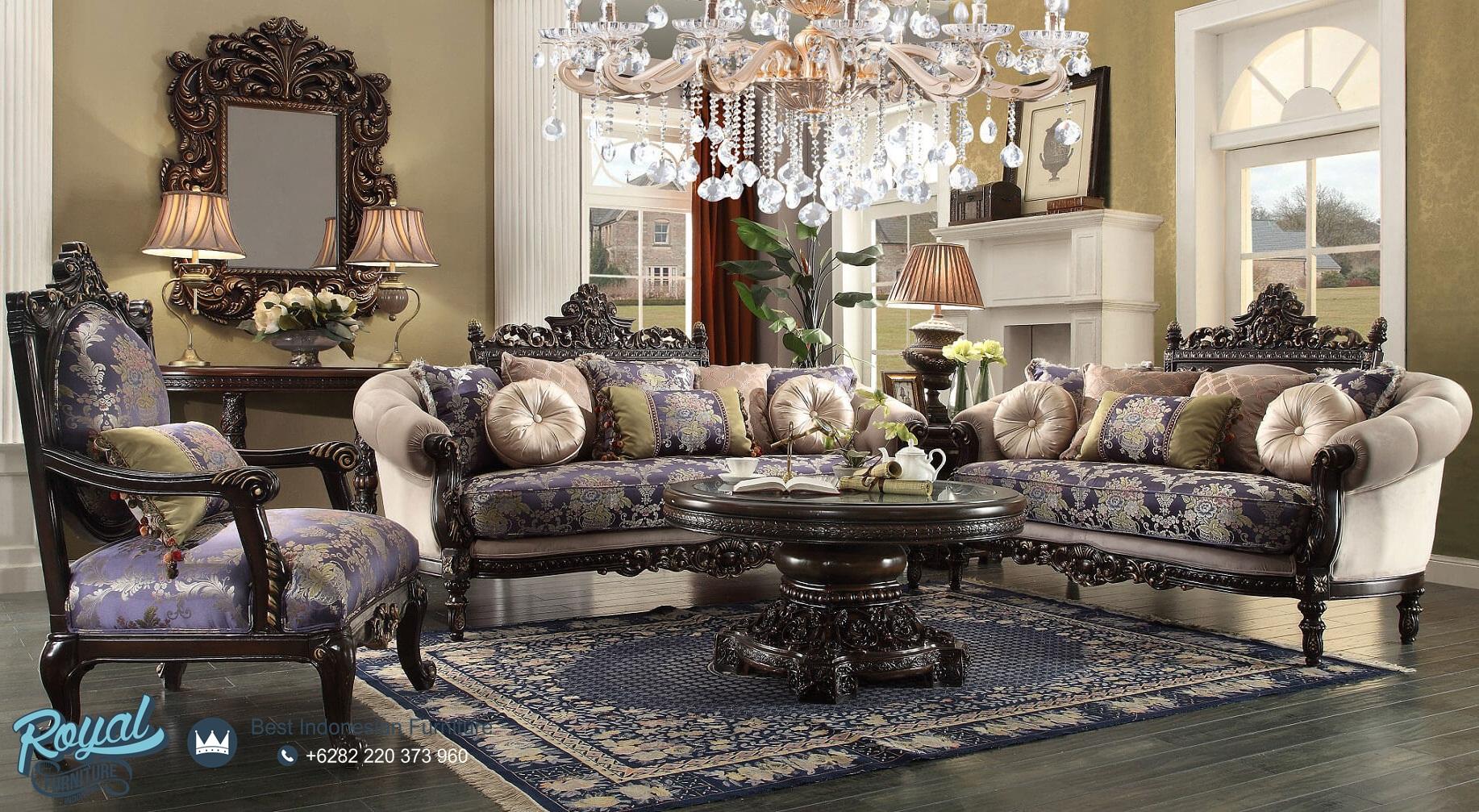 Sofa Modern Klasik