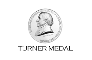 Turner Medal Award