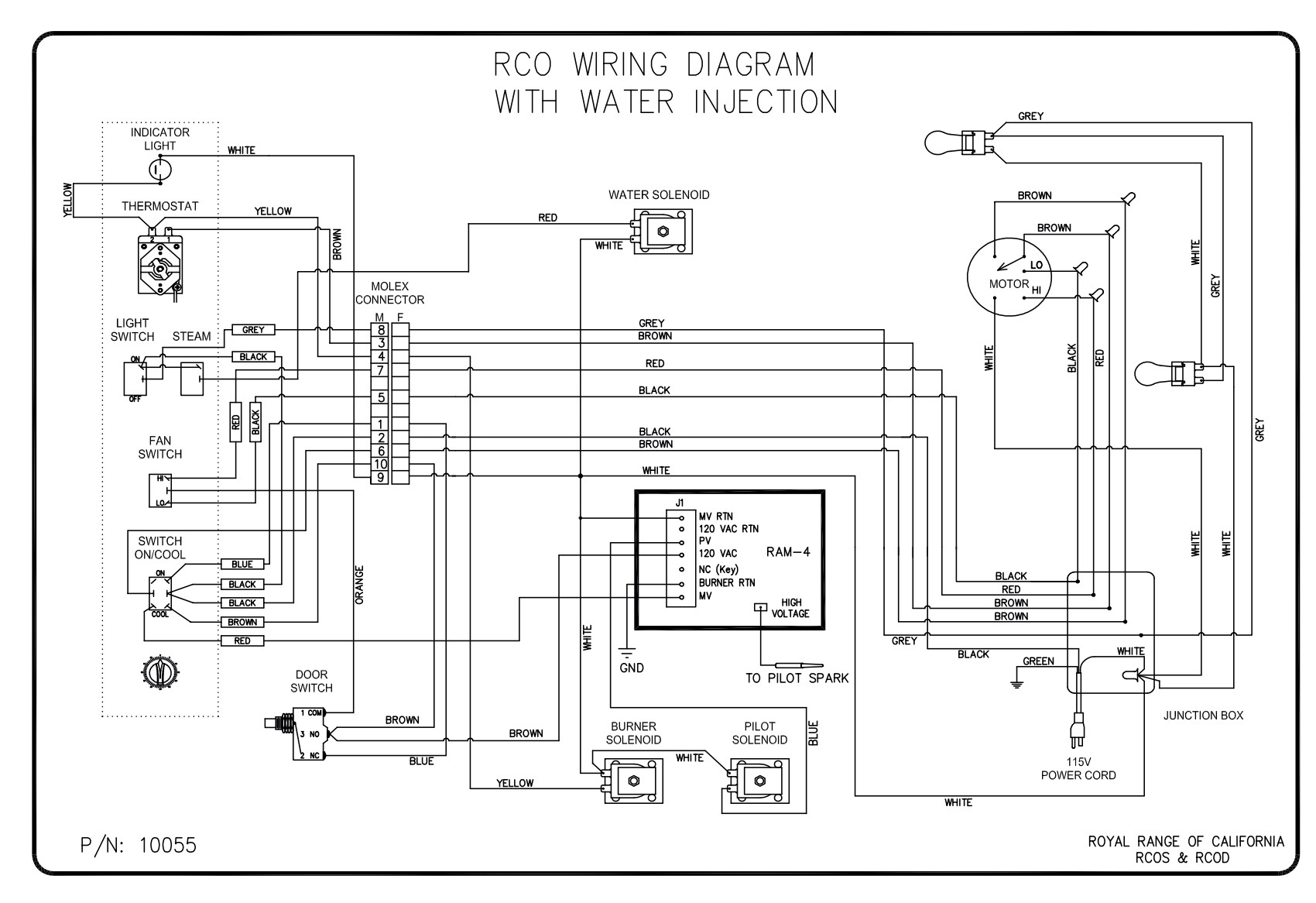 hot plate wiring diagrams