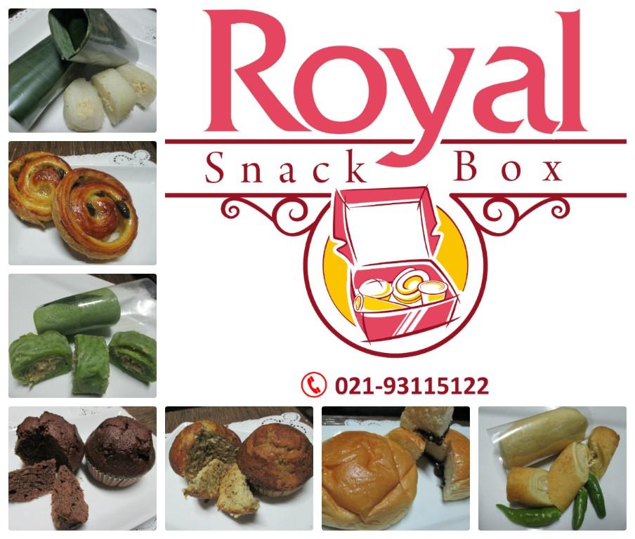Snack Box Untuk Pengajian
