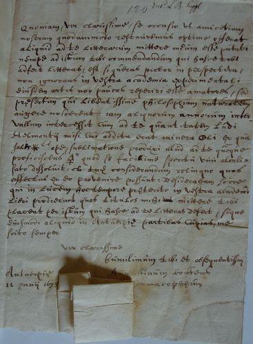Seventeenth-century \u0027treasure\u0027 found in Royal Society archives The