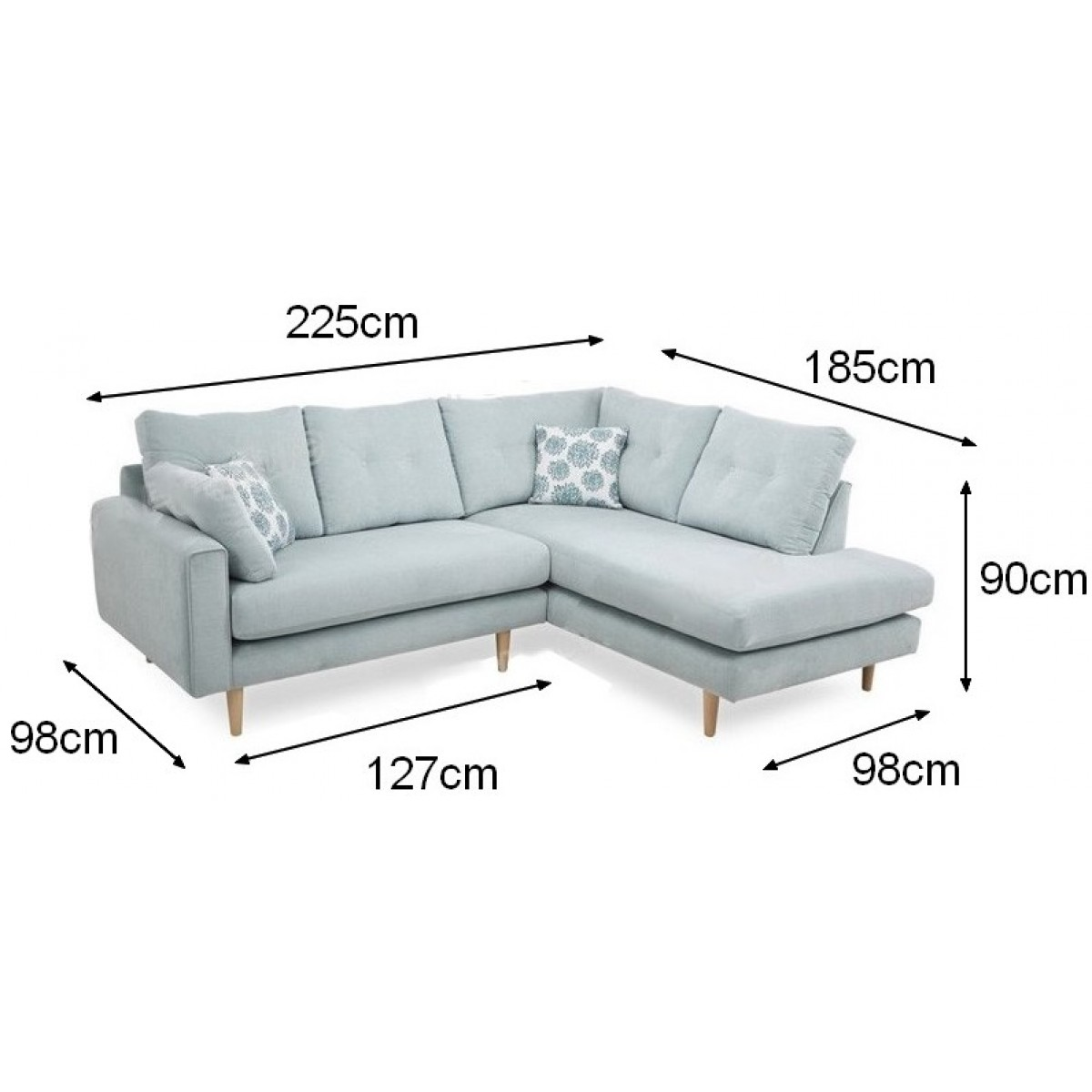 Dimension Canapé D Angle Canape Angle Dimension Royal Sofa Idée De Canapé Et Meuble Maison