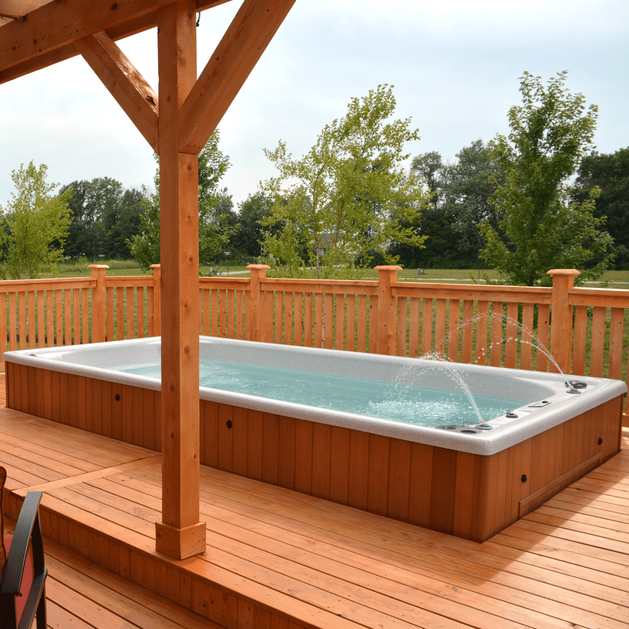 Whirlpool Outdoor Swim Spa Royal Swim Spa