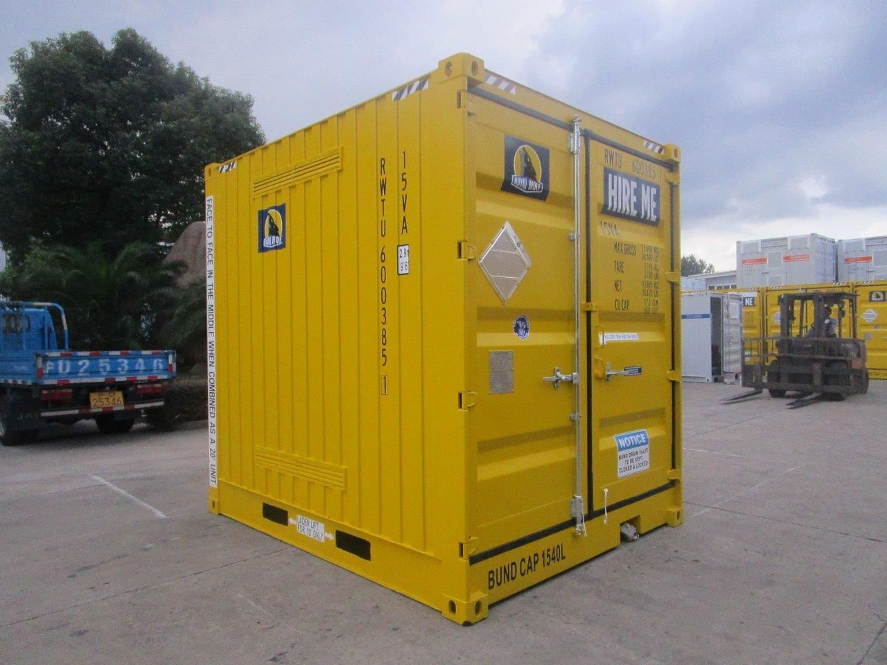 Building Construction Container Solutions Offices Lunch Change Rooms - Containers For Storage