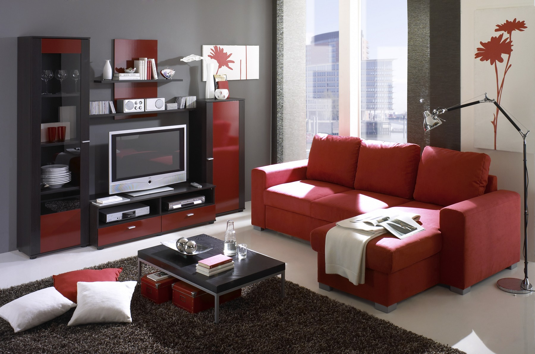 Pictures Of Living Room Decor Red Living Room Ideas To Decorate Modern Living Room Sets