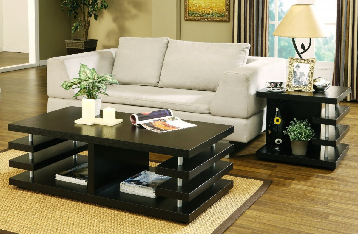 Black Wood Living Room Furniture End Tables For Living Room Living Room Ideas On A Budget