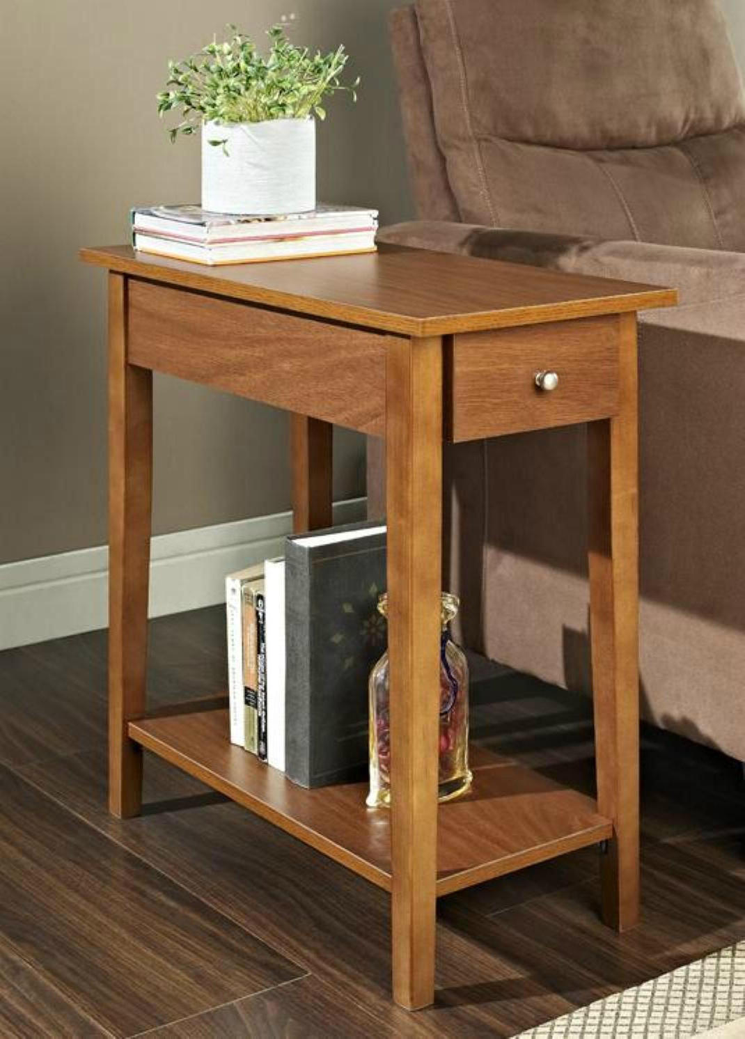 Wooden End Table End Tables For Living Room Living Room Ideas On A Budget