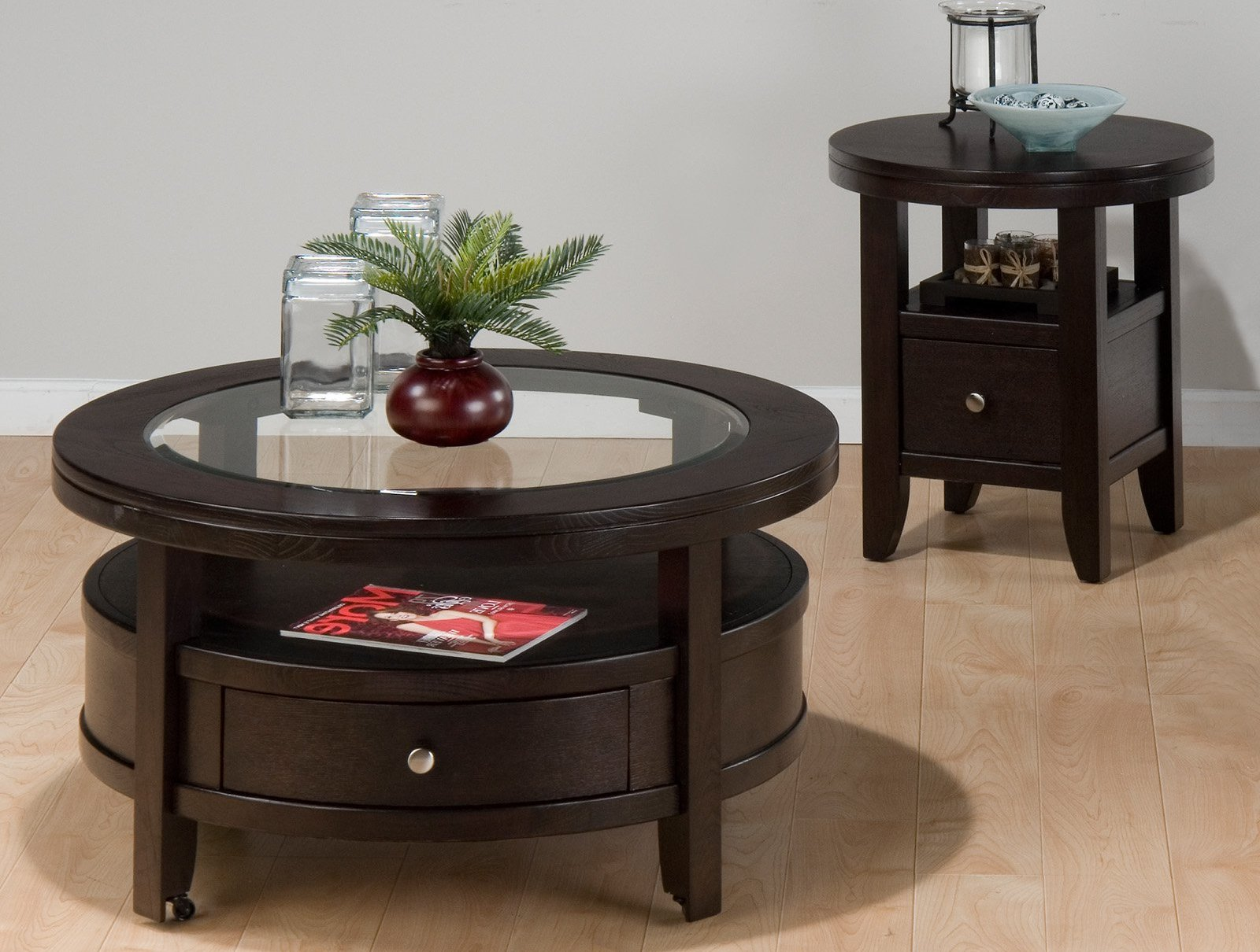 Dark Wood And White Coffee Table Dark Wood Coffee Table Set Furnitures Roy Home Design
