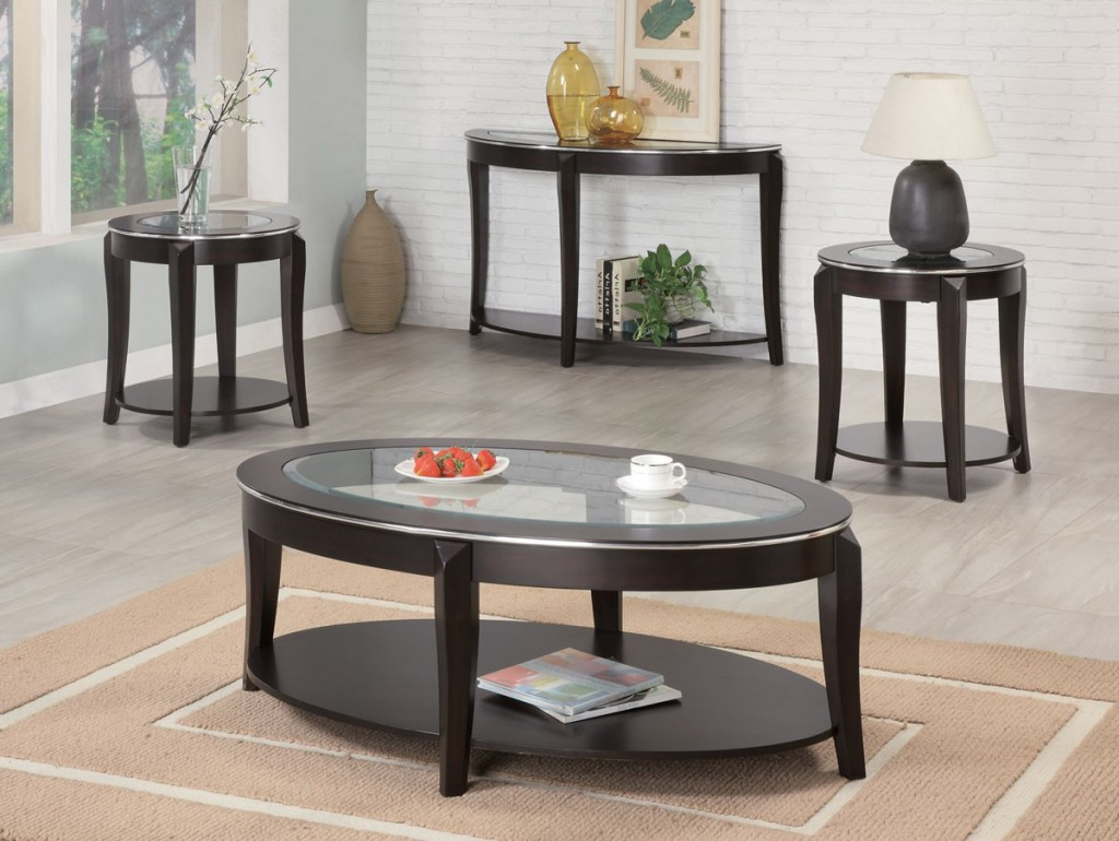 Ovale Couchtische Oval Coffee Table Sets Decorating Ideas Roy Home Design