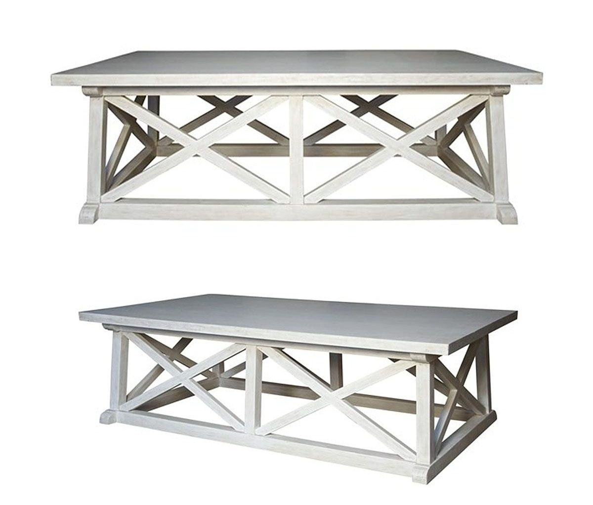 Coffee Table White Wood White Washed Wood Coffee Table Furniture Roy Home Design