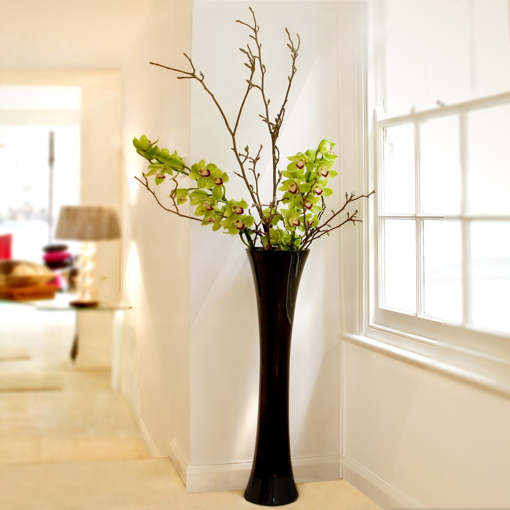 Home Vases Large Vases For Living Room Decor Roy Home Design