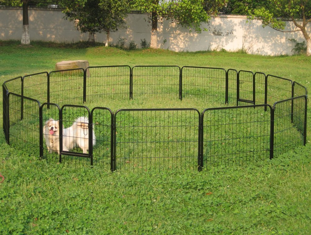 Dog Fences Outdoor Diy To Keep Your Dogs Secure Roy Home - Portable Fence