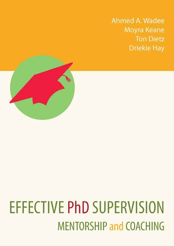 Effective PhD Supervision \u2013 Chapter Five \u2013 The Relationship between