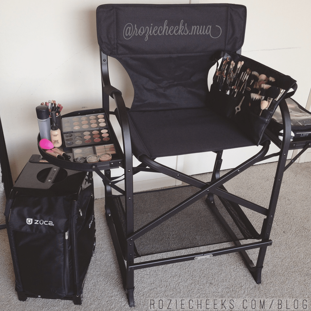 Make Up Studio Chairs Tuscany Pro Makeup Chair Roziecheeks