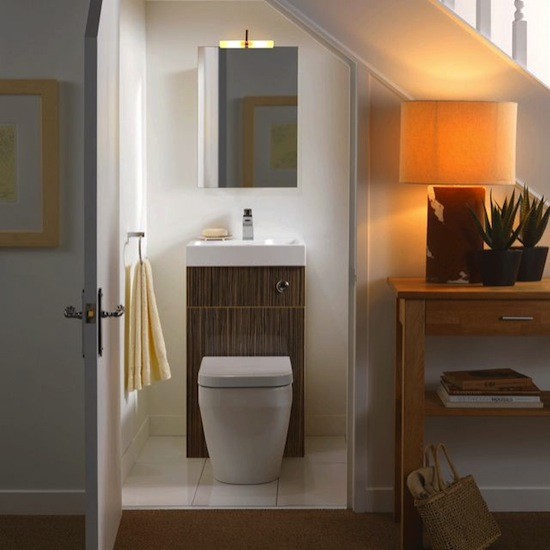 How To Add Value By Adding A Downstairs Toilet
