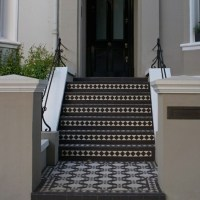 Decorative Front Step and Porch Tiles | Rated People Blog