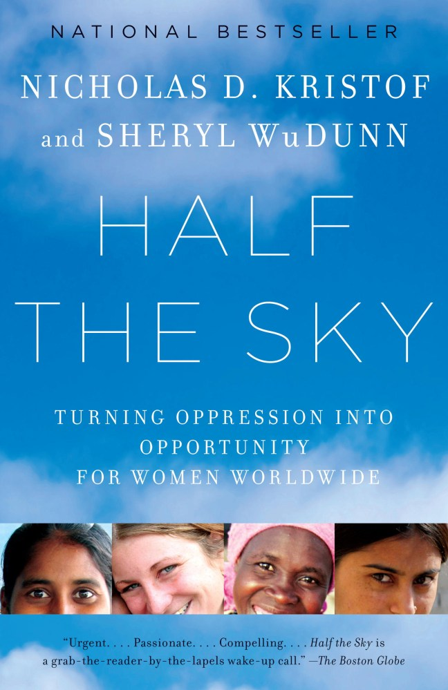 Half the Sky Book Group-Round 2