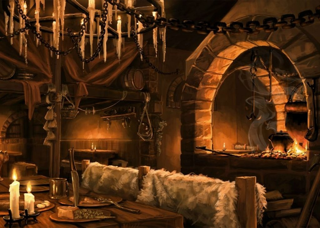 Make Your Own 3d Name Wallpaper Tavern The Nearsighted Druid Audio Atmosphere