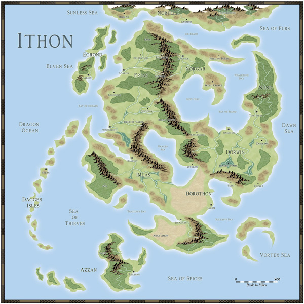 Par Lindstrom Style Fantasy World Map m a p s Pinterest - best of large printable world map pdf
