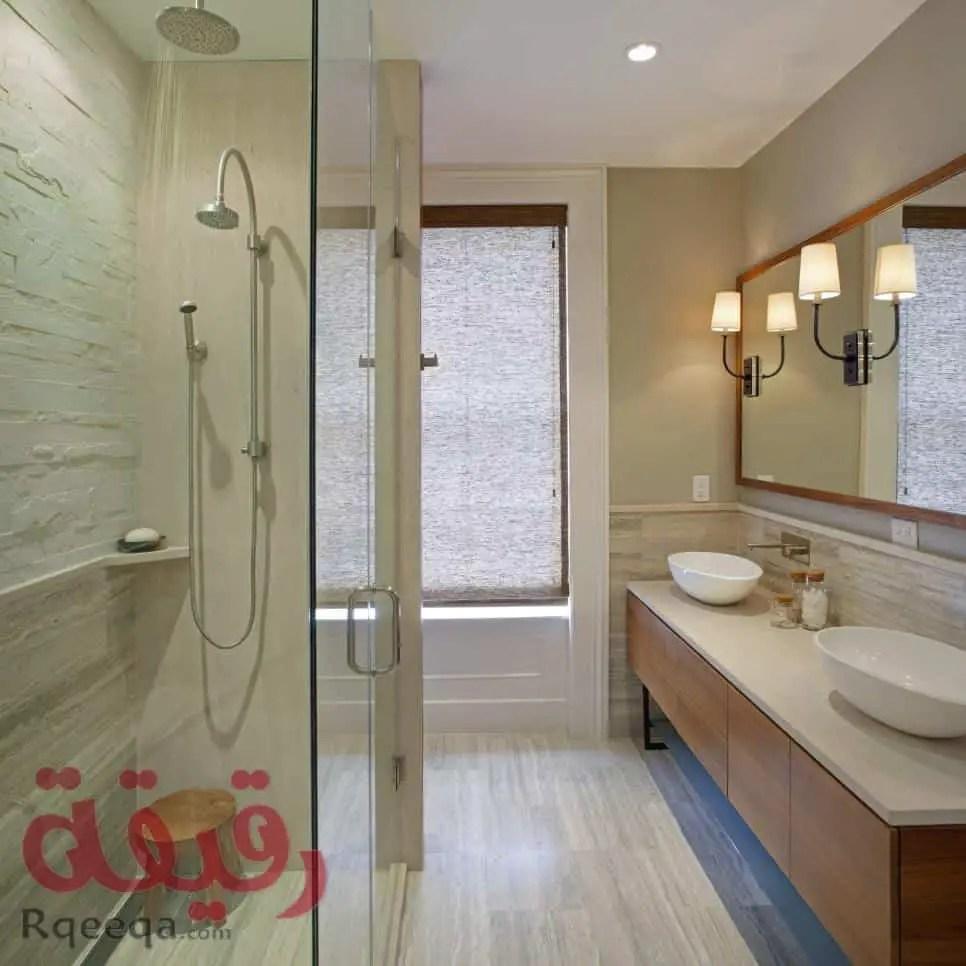 3d Modern Wallpaper For Walls Designs ديكورات حمامات مودرن و صور ديكورات للحمامات الصغيرة و الكبيرة
