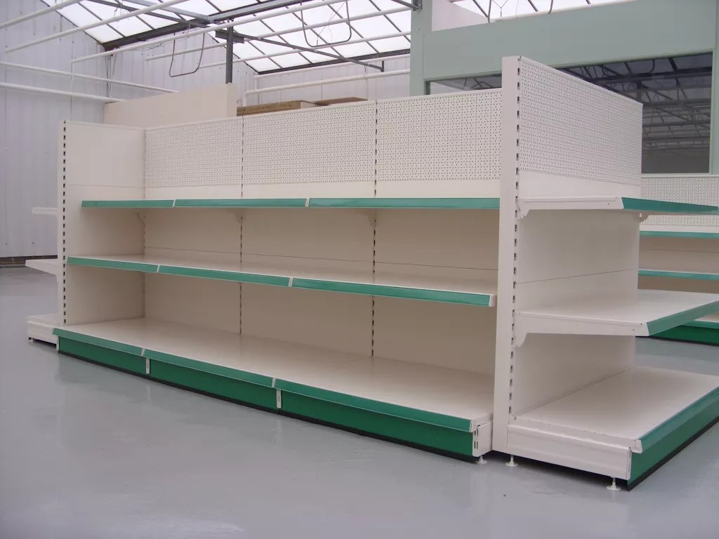 Shelving Shop Tegometall Compatible Shop Shelving And Accessories Supermarket