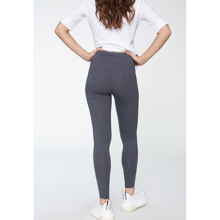 Bettwäsche Bio Fair Leggings Armedangels Shivaa Dark Grey Melange Kaufen In