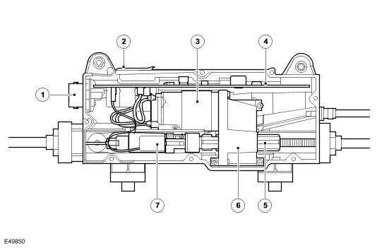 range rover sport epb wiring