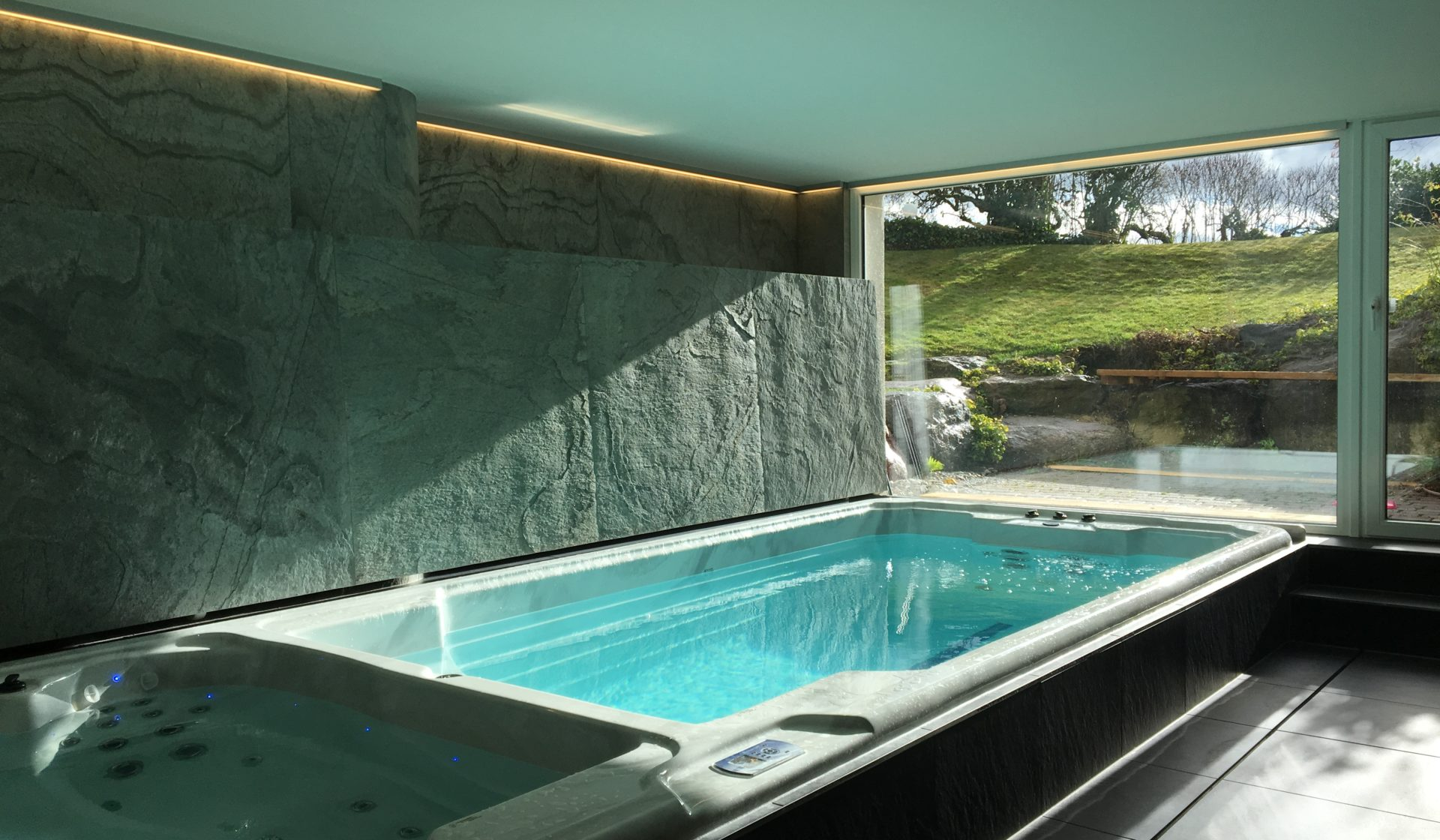 Jacuzzi Pool Abdeckung Swim Spa Pool Rr Variationen Gmbh